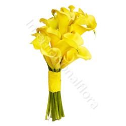 Bouquet di Calle gialle