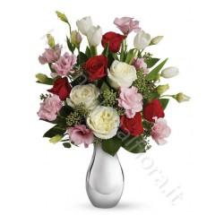 Bouquet di Roselline delicate