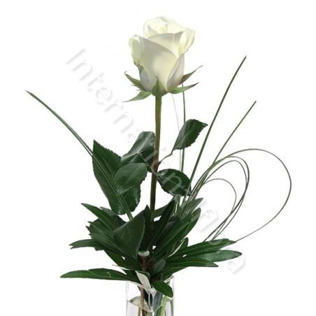 Rose bianche numero preciso