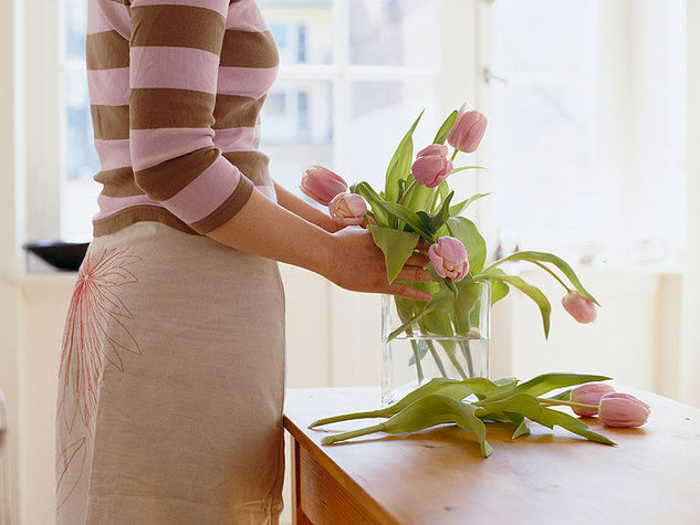 Tips for the care of cut flowers