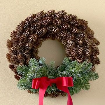 Fiori, piante e addobbi verdi per Natale