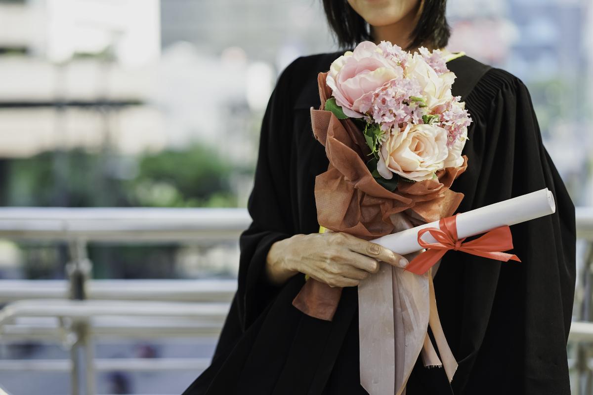 Fiori di laurea: ecco quali regalare per non sbagliare