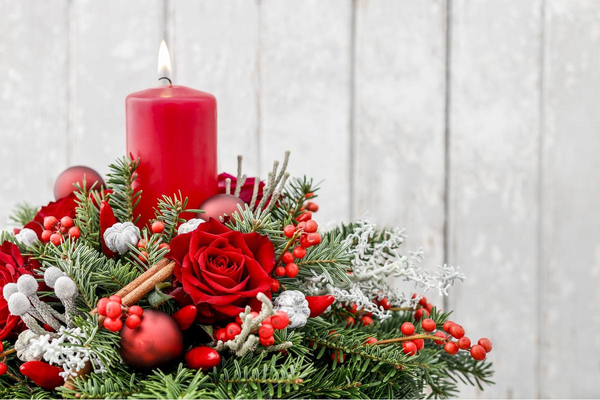 Centrotavola per Natale: ecco qualche idea per decorare la tavola!