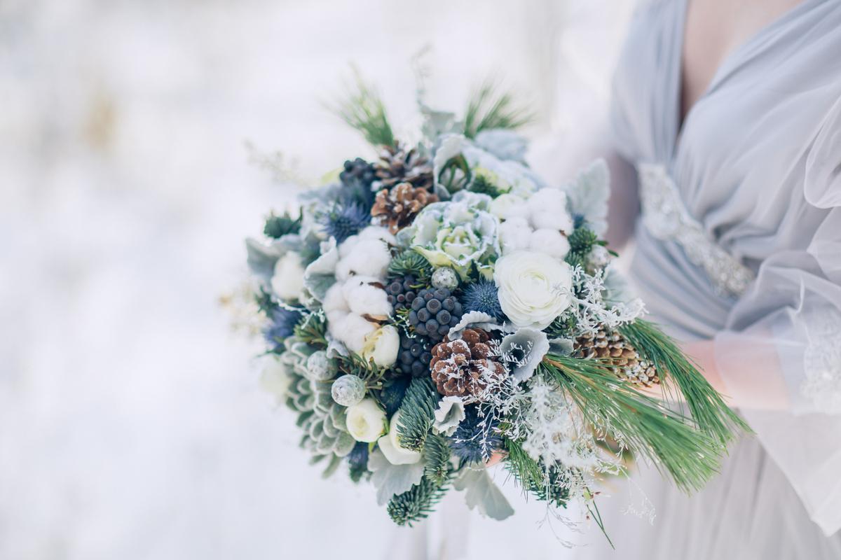 Fiori d'inverno per matrimonio: eccone 7 adatti da dicembre a marzo
