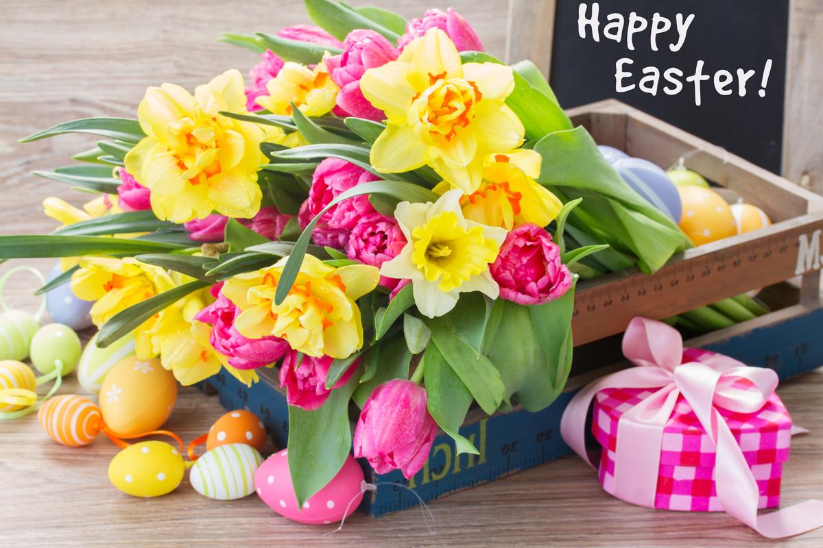 Cosa regalare a Pasqua per il galateo dei fiori (oltre la cioccolata!)
