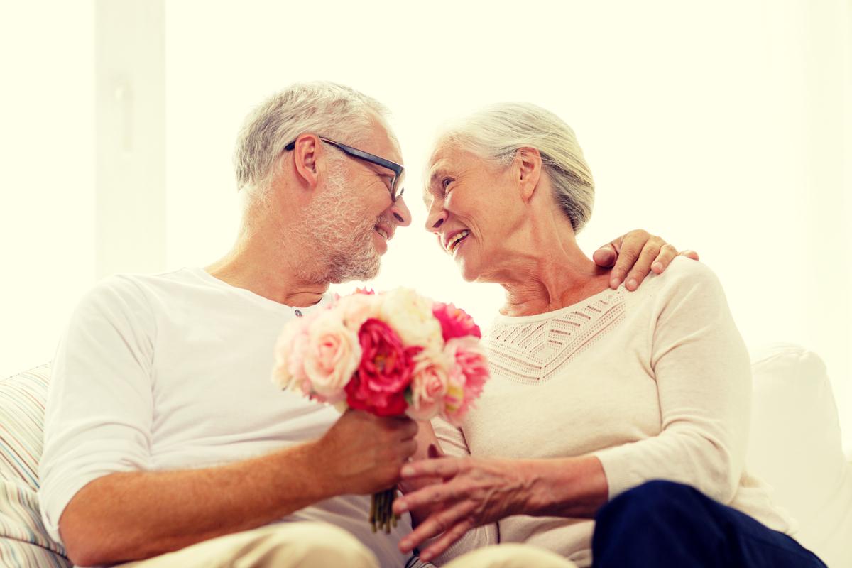 Una vita insieme! Ecco tutti i fiori per l'anniversario di matrimonio